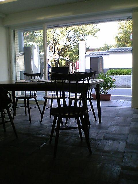 Open cafe like オープン・カフェ的